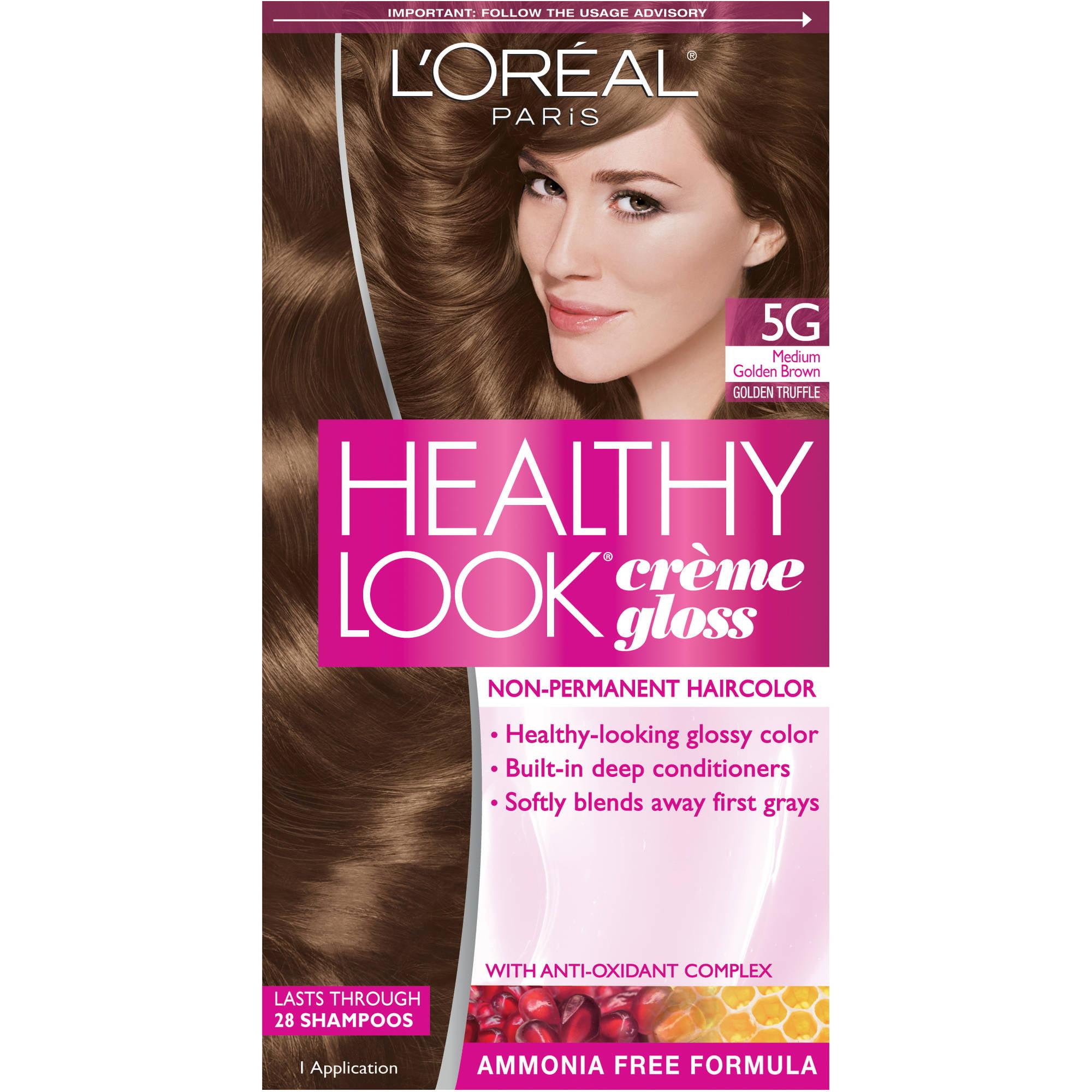 Loreal Paris Healthy Look Non Permanent Hair Color Walmart