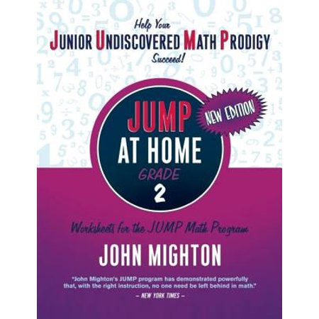 JUMP at Home, Grade 2 : Worksheets for the JUMP Math Program - Halloween Math Worksheets Grade 7