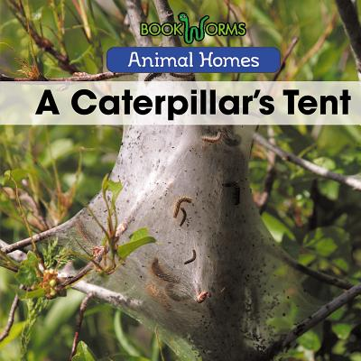 Animal Homes: A Caterpillar's Tent (Hardcover)