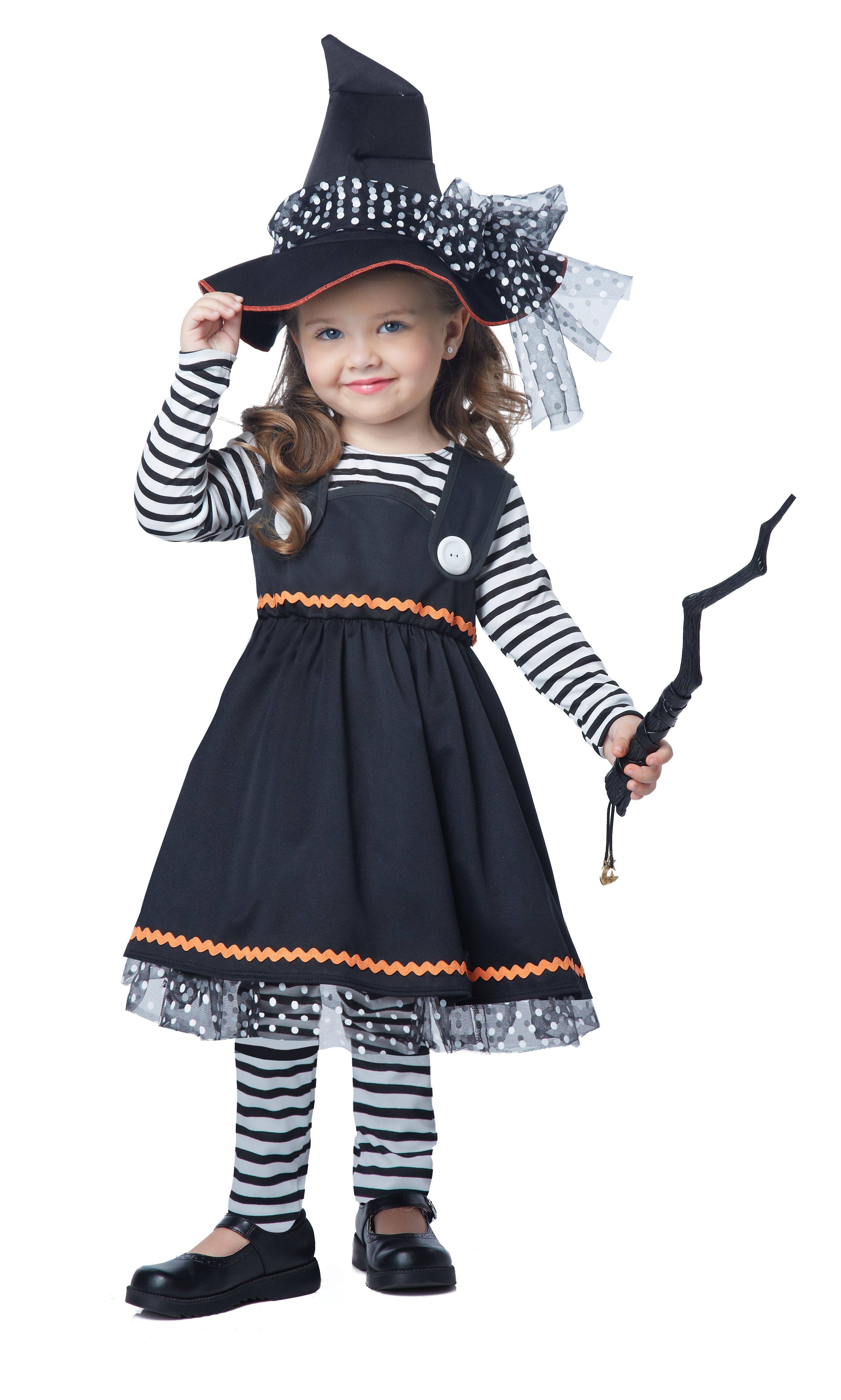 Toddler Crafty Little Witch Costume by California Costumes 172 ...