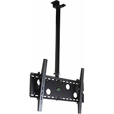VideoSecu tv ceiling mount bracket for most 37 to 65 lcd ...
