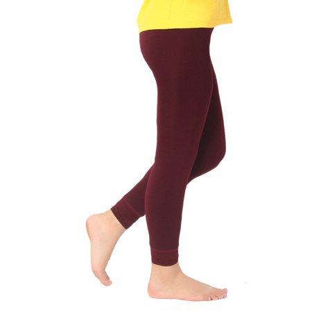 1259ecc5ff4cc6 OUTAD - Women Warm Thick Fleece Fur Lined Thermal Leggings Solid Stretch  Winter Pants - Walmart.com