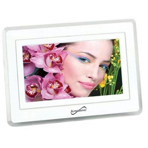 Supersonic SC-7001 7  Digital Photo Frame
