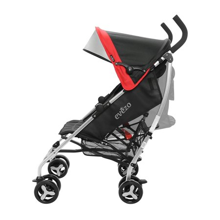 Evezo Maxord Lightweight Umbrella Stroller With Visor