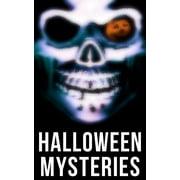 Halloween Mysteries - eBook