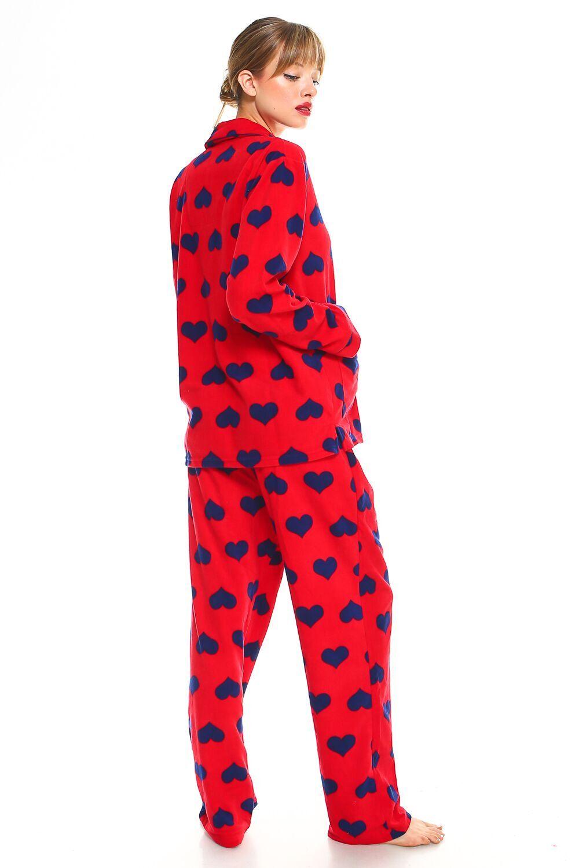 091f712cb9a5 MarCielo - MarCielo Womens Fleece Pajamas