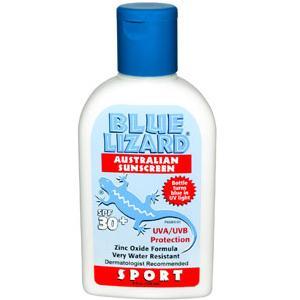 Blue Lizard Sport Australian Sunscreen Lotion With Spf 30