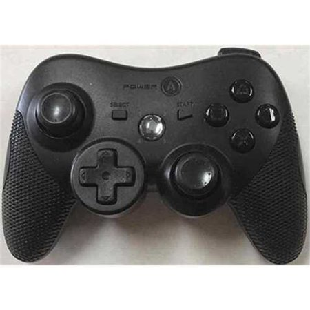 Refurbished POWER A Wireless Controller - Black - PlayStation 3 (Ps3 Power)