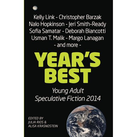Year's Best Young Adult Speculative Fiction 2014 -