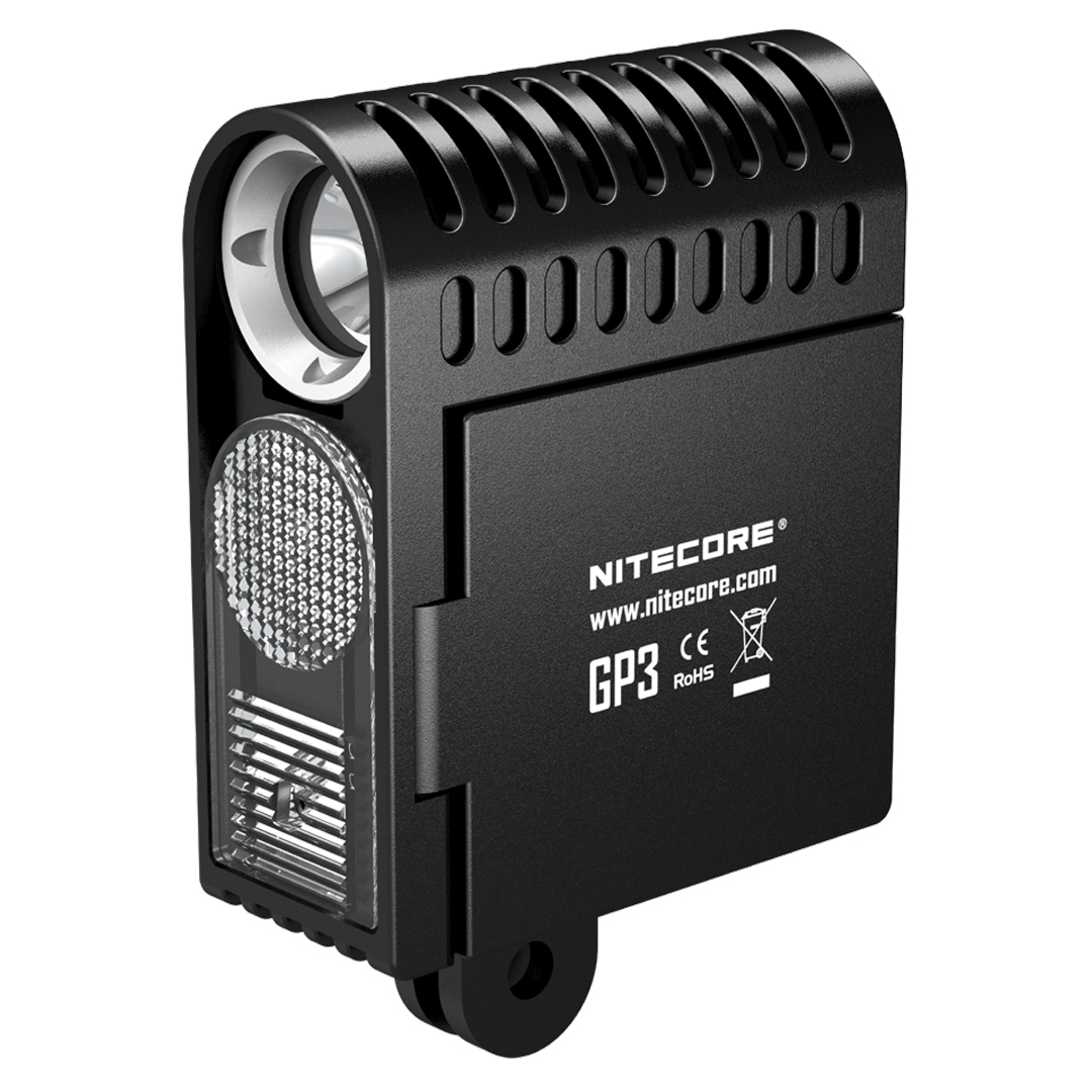 NITECORE GP3 360 Lumen Rechargeable GoPro Camera Light