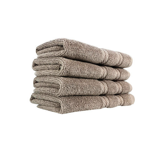 Makroteks Textile L.L.C. Antalya Wash Cloth (Set of 4)