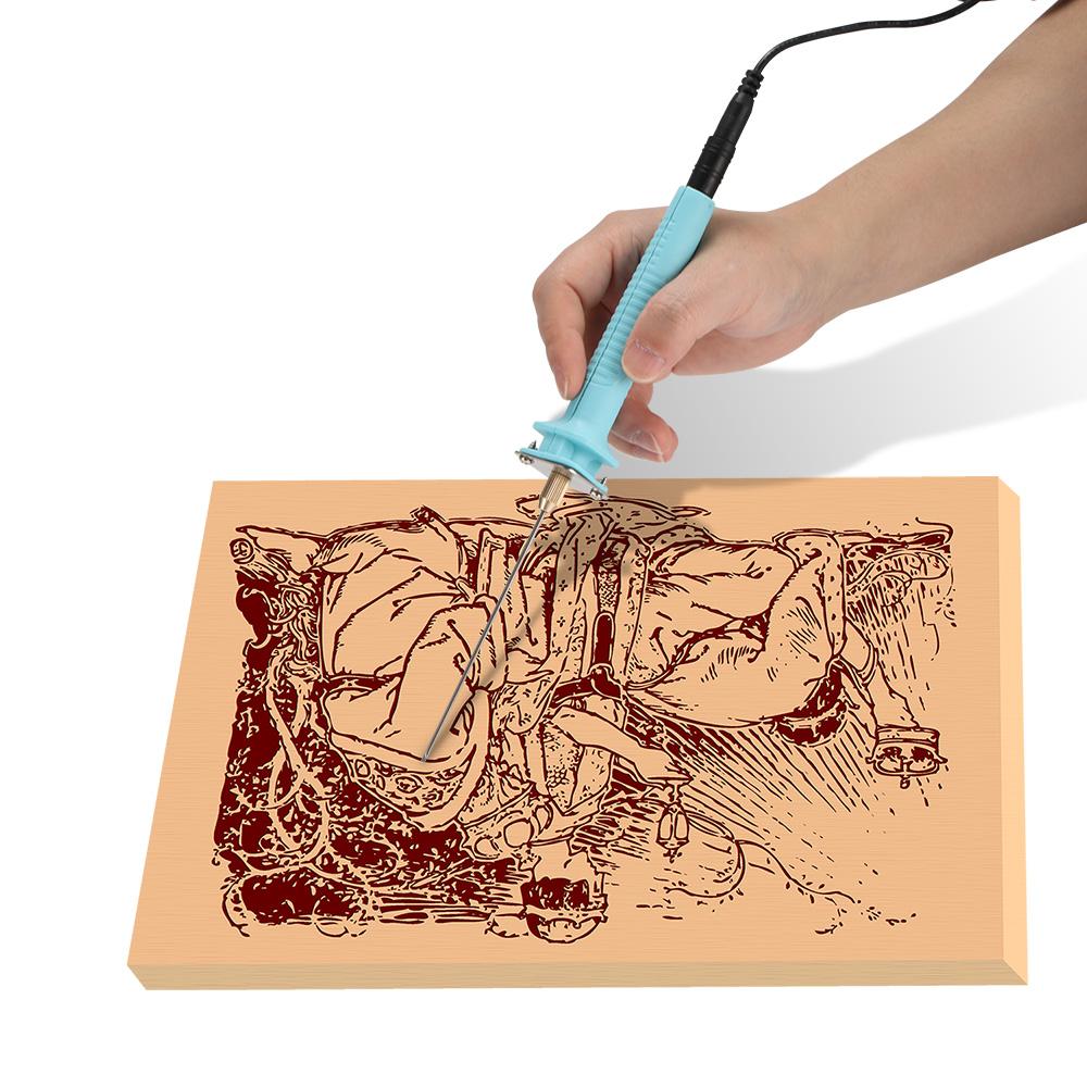 15 W électrique portable mousse Cutter stylo Polystyrène//styromousse Machine De Découpe Outil