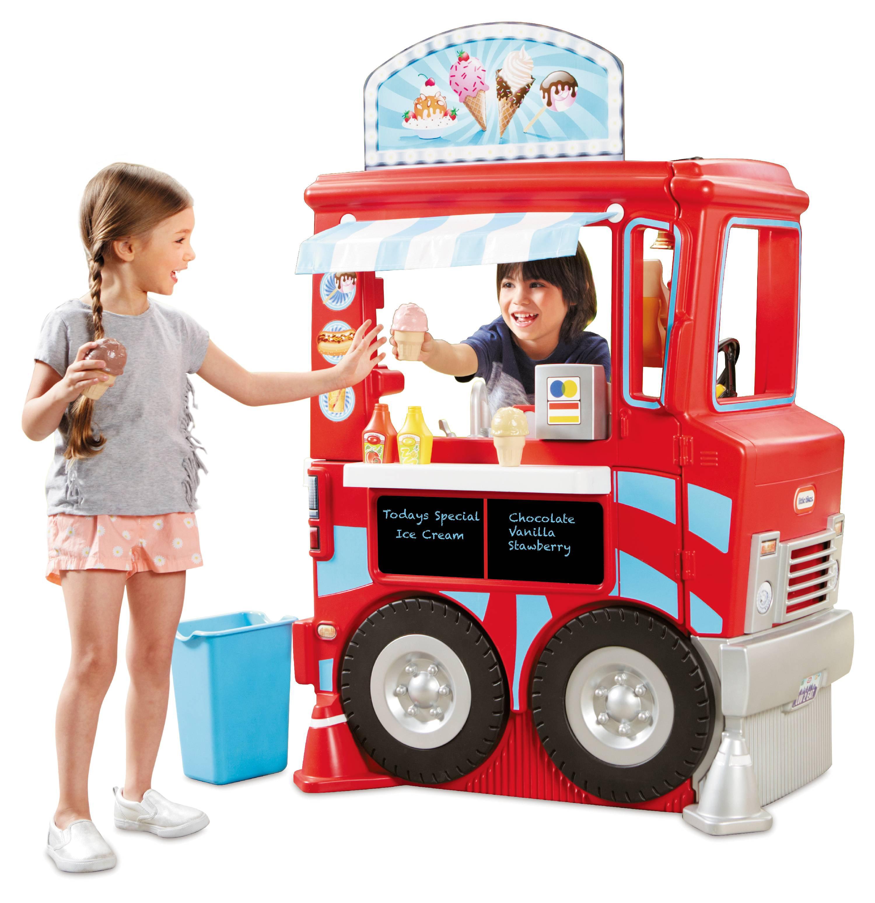 Little Tikes 2-in-1 Food Truck...
