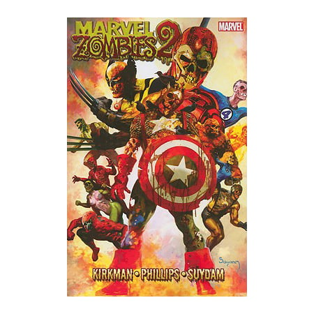Marvel Zombies 2 - Marvel Zombies Halloween Review