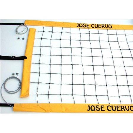 Home Court JCPNC Jose Cuervo Pro Cable Volleyball Net