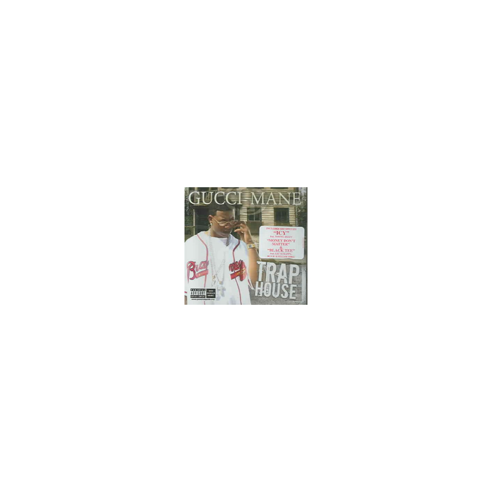 Gucci Mane Trap House [PA] CD