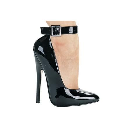 6'' Heel Fetish Pump Shoe