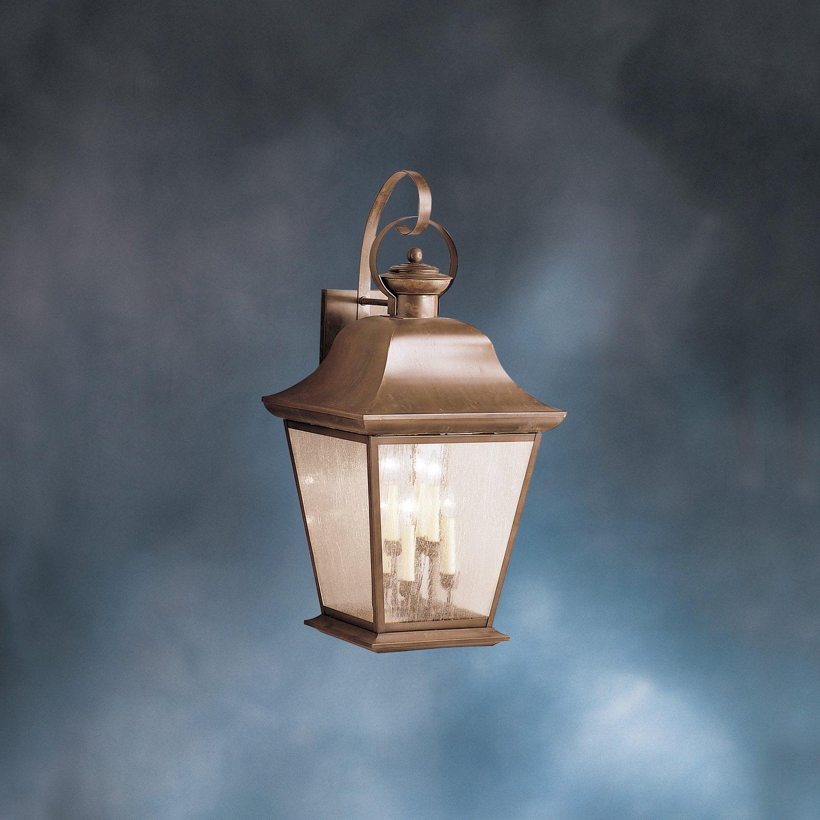 Kichler Mount Vernon 9703 Outdoor Wall Lantern - 16 in.