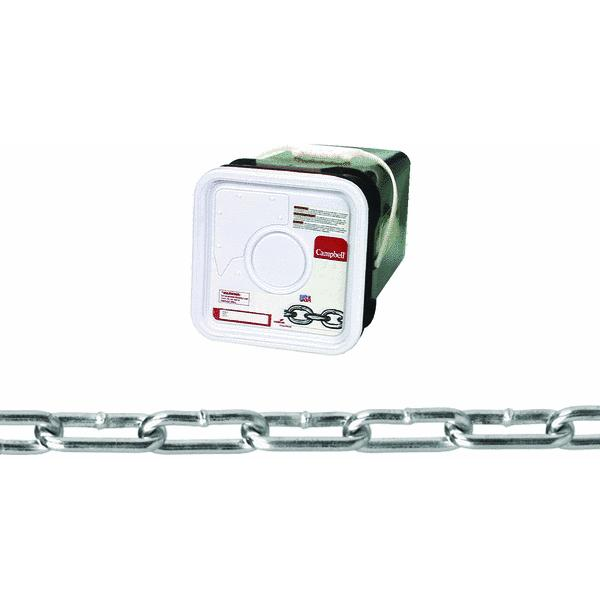Apex Tools Group 0332426 2/0 Coil Chain, Sold In Store by the Foot