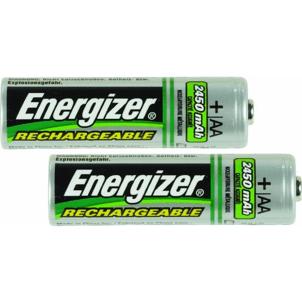 ENERGIZER AA ACCU Rechargeable High Energy Battery (2 Pack)