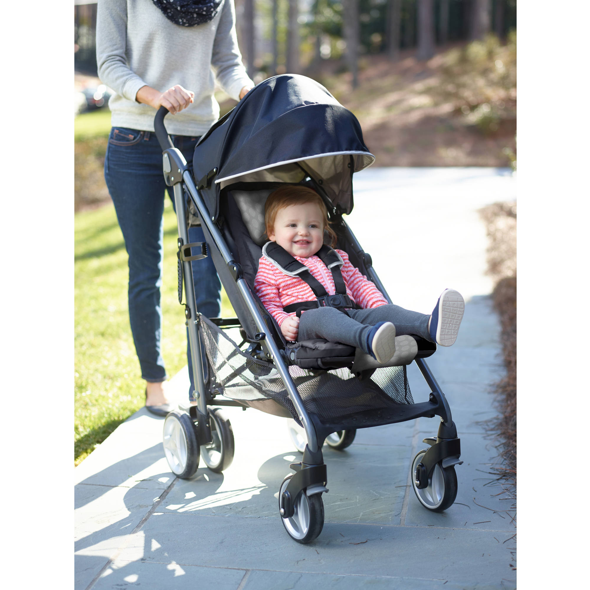 Graco Breaze Travel System Stroller with SnugRide Connect 35 Infant Car Seat Davis Walmart