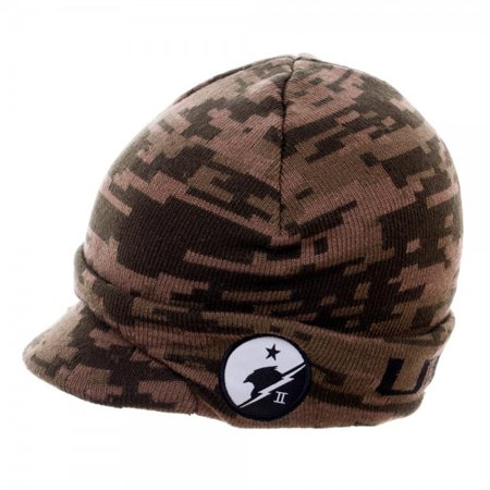 Beanie Cap - Halo - Camo Billed New Licensed kc4gjwhlo - image 2 of 2