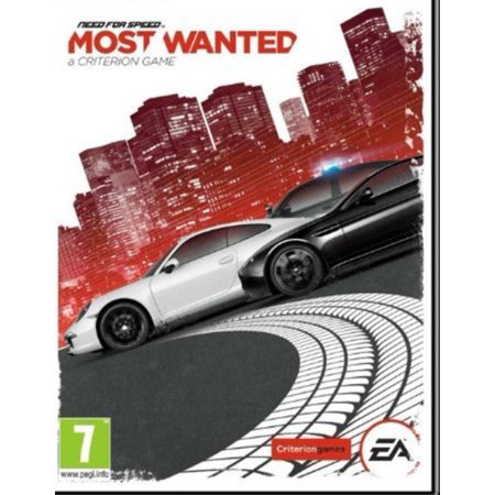 Need for Speed NFS Most Wanted (PC Game) The most socially connected racing game ever ()