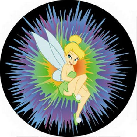 Tinker Bell Burst Button B-DIS-0003