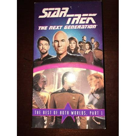 Star Trek~The Next Generation~The Best Of Both Worlds, Part I~ Episode 74~ (Star Trek Best Of Both Worlds Part 2)