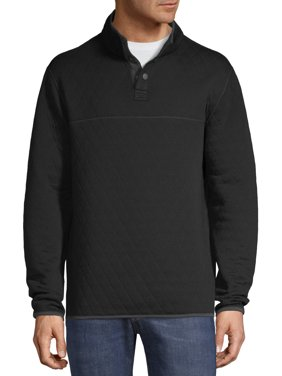 George Men's Reversible Pullover, up to Size 5XL