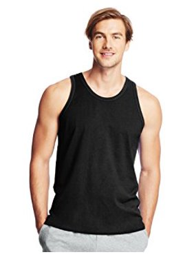 1155892f Product Image X-Temp Men's Performance Tank. Product Variants Selector.  Black