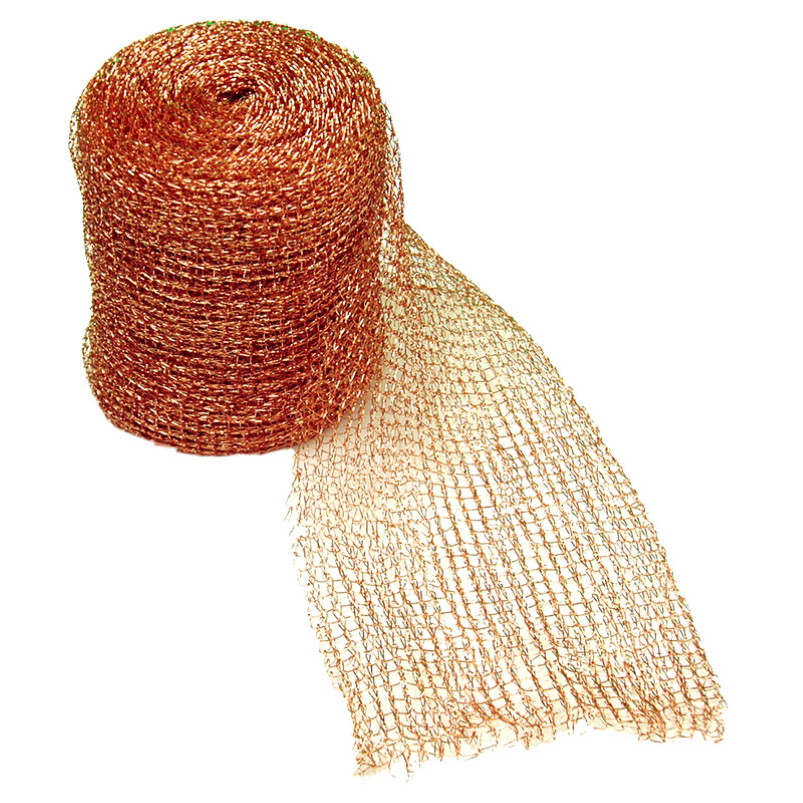 Bird B Gone Copper Mesh 100 ft. Roll for Rodent and Bird Control