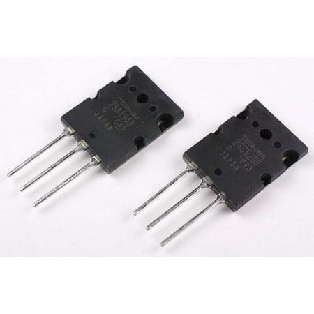 2SA1943 + 2SC5200 Toshiba Audio Power Transistor PNP+NPN Pair