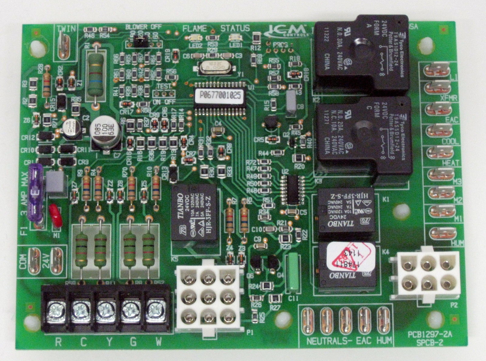 ICM Controls ICM2805 Replacement Furnace Control Control ... on car stereo wiring diagram, furnace wiring diagram, balboa spa pack wiring diagram,