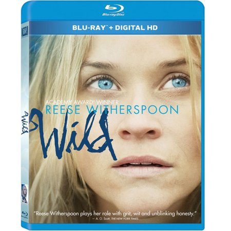 Wild  Blu Ray   Digital Hd   With Instawatch   Widescreen