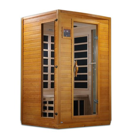 Dynamic Infrared 2 Person FAR infrared Sauna ()