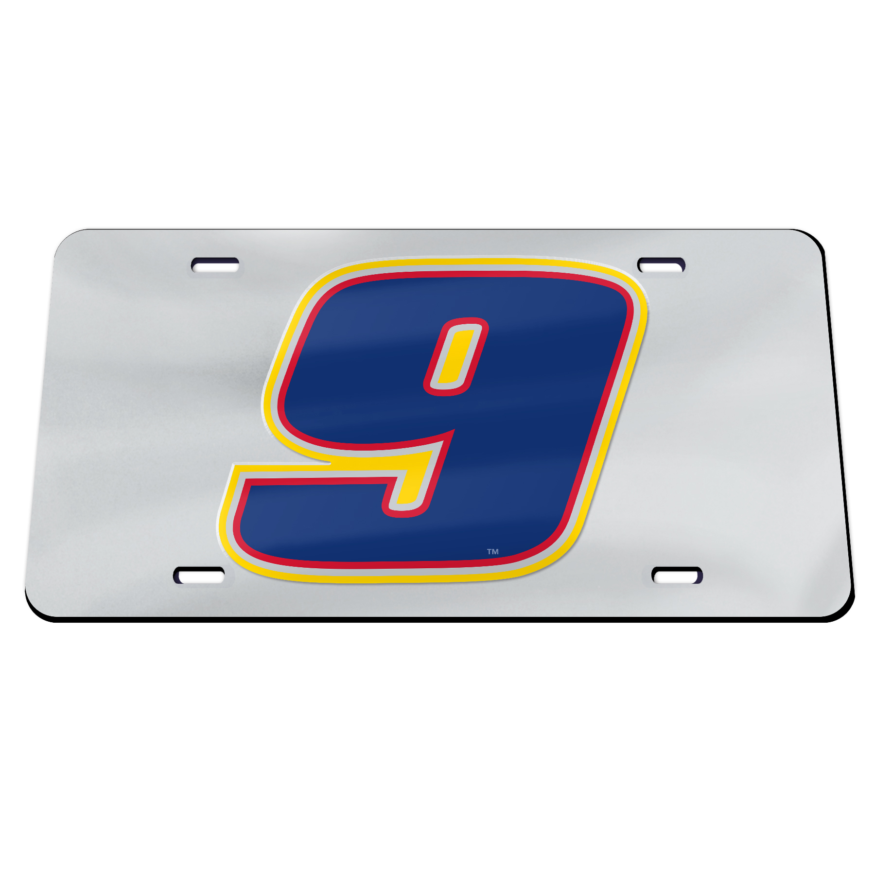 Chase Elliott WinCraft Driver Inlaid License Plate - No Size