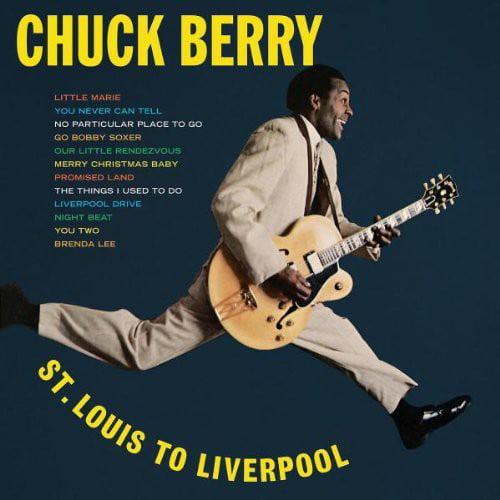 Chuck Berry Fresh Berrys