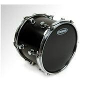 "Evans Black Resonant Drum Head (13"")"