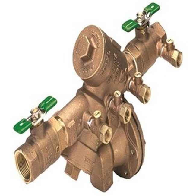 Zurn REDUCED PRESSURE BACKFLOW PREVENTER 1 IN., LEAD FREE