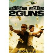 2 Guns (Blu-ray + DVD + Digital Copy) by