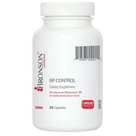 Bronson BP contrôle, 30 capsules