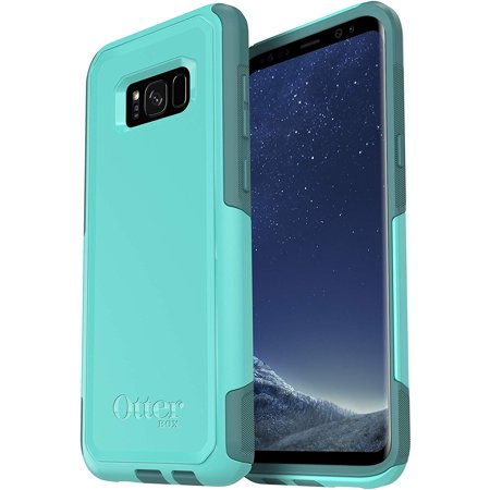 OtterBox Commuter Series Case for Samsung Galaxy S8 PLUS - Non-Retail Packaging - Aqua Mint