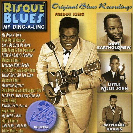 Risque Blues-My Ding-A-Ling / Various