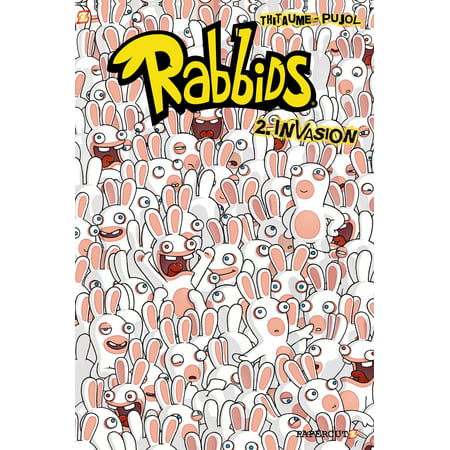 Rabbids #2: Invasion!](Rabbids Invasion Halloween Episode)