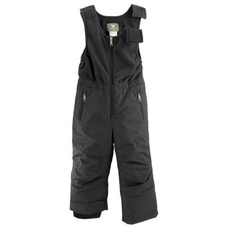 White Sierra Youth Toddler II Insulated Bib Snow Pant -