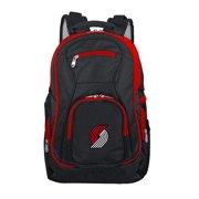 NBA Portland Trailblazers Premium Laptop Backpack with Colored Trim