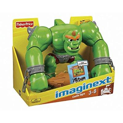 Fisher Price imaginext castle ogre (age: 3 - 8 years)