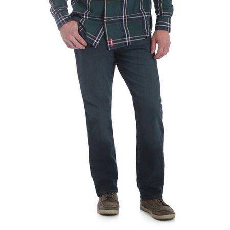 175159e1 Wrangler - Wrangler Men's 5 Star Relaxed Fit Jean with Flex - Walmart.com