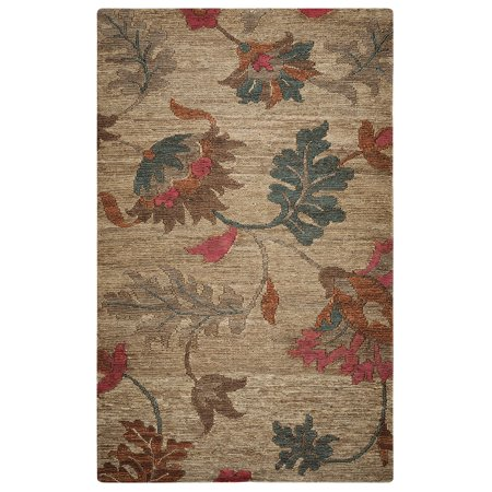 Rizzy Home Whittier Hand Woven Area Rug 8 Ft  X 10 Ft  Natural Model Whiwr962000550810